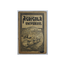 BIBLIOTECA AGRICOLA: DOI DUSMANI AI ALBINELOR - LOCA SI GASELNITA de A. BULIGHIN , 1943