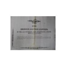 Dolj, Diploma Domneasca pentru boer de neam Florea Brat fiul lui Stan din satul Ghizdavesti 1825