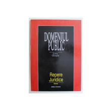 DOMENIUL PUBLIC - REPERE JURIDICE de LIVIU GIURGIU , 1997