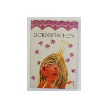 DORNROSCHEN - EIN MARCHEN DER BRUDER GRIMM , illustrationen von REGINE GRUBE - HEINECKE , ANII '70