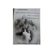 DOUA DESTINE INCHINATE MUZICII   NINA SI ROMEO ALEXANDRESCU  - LILIANA IACOBESCU, BRASOV 2004