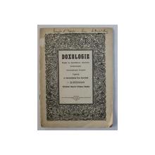DOXOLOGIE - SLUJBA LA DESCHIDEREA LUCRARILOR CONFERINTELOR INTERNATIONALE CRESTINE , 1967