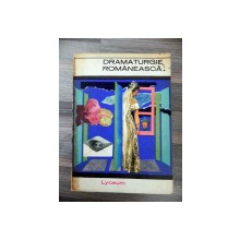 Dramaturgie romaneasca 1918-1944 vol I