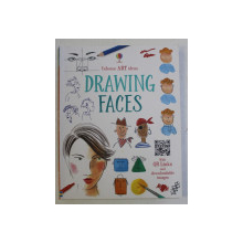 DRAWING FACES by ROSIE DICKINS and JAN McCAFFERTY , 2017