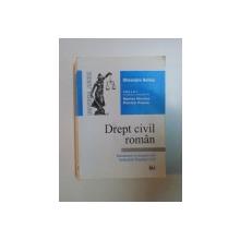 DREPT CIVIL ROMAN-GHEORGHE BELEIU  EDITIA A 11-A  2007