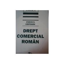 DREPT COMERCIAL ROMAN-STANCIU D.CARPENARU