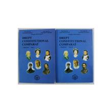DREPT CONSTITUTIONAL COMPARAT  - TRATAT - VOLUMELE I -II de VICTOR DUCULESCU...GEORGETA DUCULESCU , 2002