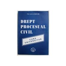 DREPT PROCESUAL CIVIL - CURS UNIVERSITAR de IOAN LES , 2002