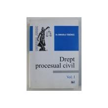 DREPT PROCESUAL CIVIL , VOL. I de MIHAELA  TABARCA , 2005
