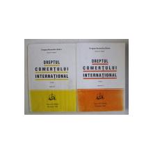 DREPTUL COMERTULUI INTERNATIONAL - TRATAT VOL. I - II de DRAGOS ALEXANDRU SITARU , 1996