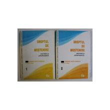 DREPTUL DE MOSTENIRE - DOCTRINA SI JURISPRUDENTA VOL. I - II de EUGENIU SAFTA ROMANO , 1995