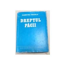 DREPTUL PACII-DUMITRU MAZILU