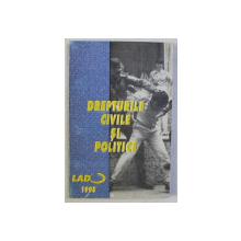 DREPTURILE CIVILE SI POLITICE , 1998