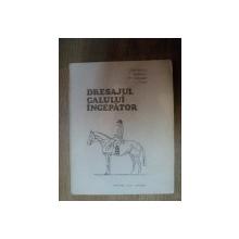 DRESAJUL CALULUI INCEPATOR , 1978