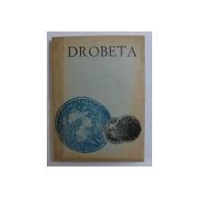DROBETA NR. VII , PUBLICATIE A MUZEULUI REGIUNII PORTILOR DE FIER , responsabil de numar BORDEI GHEORGHE , 1996