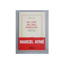 DU COTE DE CHEZ MARIANNE par MARCEL AYME , 1989