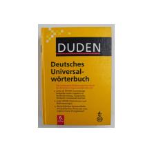 DUDEN DEUTSCHES UNIVERSAL - WORTERBUCH , 2007