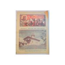 """DUMINICA COPIILOR , BISERICA """"BUCUR"""" DIN BUCURESTI , ANUL V , NO.11 , NOIEMBRIE 1938"""