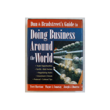 DUN & BRADSTREET ' S GUIDE TO DOING BUSINESS , AROUND THE WORLD by TERRI MORRISON ... JOSEPH J. DOURESS , 1997