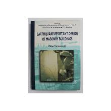 EARTHQUAKE - RESISTANT DESIGN OF MASONRY BUIDINGS by MIHA TOMAZEVIC , 1999