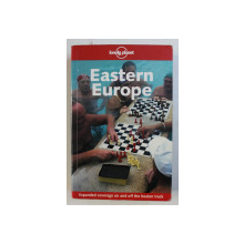 EASTERN EUROPE - LONELY PLANET GUIDE