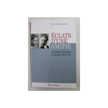 ECLATS D 'UNE AMITIE - AVSHALOM FEINBERG et JACQUES MARITAIN par RENNE NEHER  - BERNHEIM , 2005