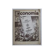 ECONOMIA , REVISTA TRIMESTRIALA , ANUL VI , NO. 2 , IUNIE 1941
