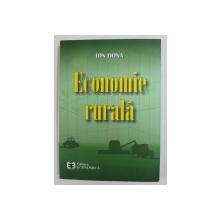 ECONOMIE  RURALA de ION DONA , 2015