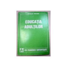 EDUCATIA ADULTILOR-NICOLAE UINTANU  1998