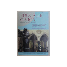 EDUCATIE CIVICA , GHIDUL INVATATORULUI , editie coordonata de DORINA CHIRITESCU , 2005