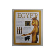 EGYPT - GODS , MYTHS AND RELIGION by LUCIA GAHLIN , 2014