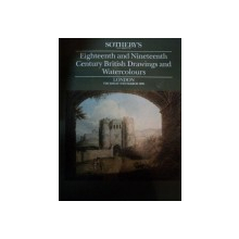 EIGHTEENTH AND NINETEENTH CENTURY BRITISH DRAWINGS AND WATERCOLOURS  1990