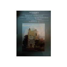 EIGHTEENTH AND NINETEENTH CENTURY BRITISH DRAWINGS AND WATERCOLOURS AND PORTRAIT MINIATURES