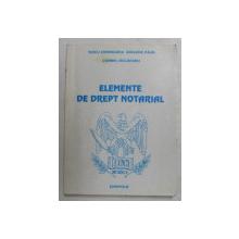 ELEMENTE DE DRPT NOTARIAL de VOICU ZDRENGHEA ...CORNEL BOLDEANU , 1998