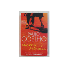 ELEVEN MINUTES by PAULO COELHO , 2003