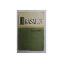 ELOGIUL NEBUNIEI-ERASMUS DIN ROTTERDAM  1959