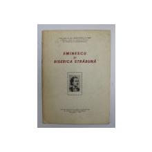 EMINESCU SI BISERICA STRABUNA DE PROF . UNIV . DR . DOC . AUGUSTIN Z . N . POP , 1979