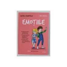 EMOTIILE - CAIETUL PARINTELUI de CECILE NEUVILLE , ilustratii de ISABELLE MAROGER si AXURIDE , 2020