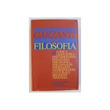 ENCICLOEPDIA GARZANTI DI FILOSOFIA , 1993