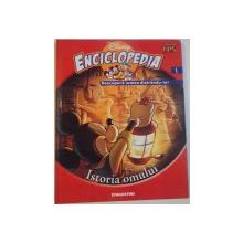 ENCICLOPEDIA , DESCOPERA LUMEA DISTRANDU-TE! ISTORIA OMULUI , 2008