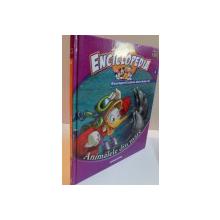 ENCICLOPEDIA DISNEY, ANIMALELE DIN MARE, VOL. IV, EDITIE DE LUX, 2008