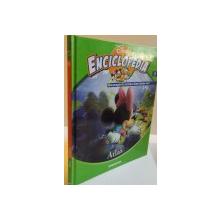 ENCICLOPEDIA DISNEY, ATLAS, VOL. IX, EDITIE DE LUX, 2008