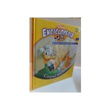 ENCICLOPEDIA DISNEY, CORPUL UMAN, VOL. V, EDITIE DE LUX, 2008