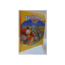 ENCICLOPEDIA DISNEY, MAMIFERELE, VOL. XIX, EDITIE DE LUX, 2008