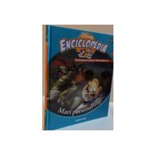 ENCICLOPEDIA DISNEY, MARI PERSONALITATI, VOL. XIII, EDITIE DE LUX, 2008