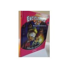 ENCICLOPEDIA DISNEY, MARILE INVENTII, VOL. XVII, EDITIE DE LUX, 2008