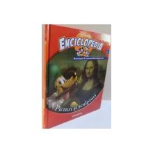 ENCICLOPEDIA DISNEY, PICTURI SI SCULPTURI, VOL. XII, EDITIE DE LUX, 2008