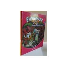 ENCICLOPEDIA DISNEY, PLANTELE, VOL. XI, EDITIE DE LUX, 2008