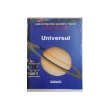 ENCICLOPEDIA PENTRU TINERI . LAROUSSE . UNIVERSUL . OBSERVAREA CERULUI . STELELE SI GALAXIILE . EXPLORAREA SPATIULUI , 1996