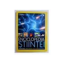 ENCICLOPEDIA STIINTEI - CIOCNIRI ATOMICE , CHIMIE ALIMENTARA , ANIMALE , SPATIU SI MULTE ALTELE ! , 2018